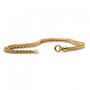 14ct Gold bracelet without lock